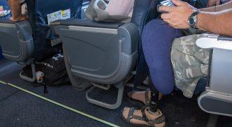 Passageiros com necessidades especiais