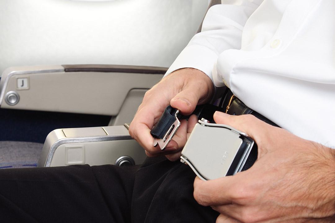 turbulência no avião