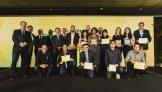 Os ganhadores do 6º Prêmio ABEAR de Jornalismo e do Prêmio ABEAR Spotters