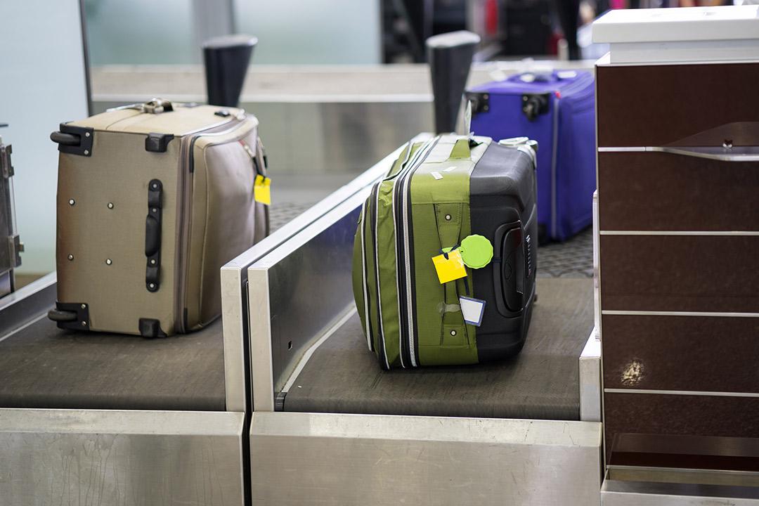 Franquia de bagagem despachada