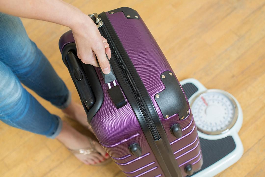 Quanto custa o excesso de bagagem