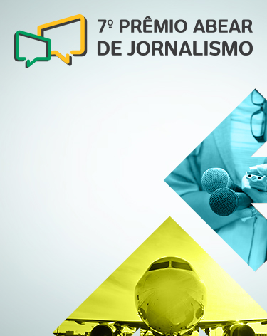 Divulgação do sétimo Prêmio ABEAR de Jornalismo