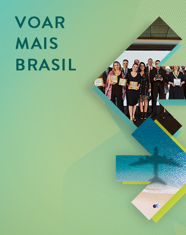 Evento Voar Mais Brasil
