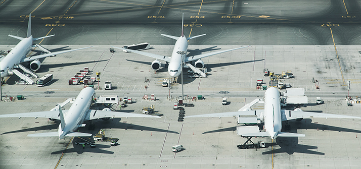 Air passenger transport in the country falls 93.09% in April - ABEAR - Brazilian Association of Air Companies