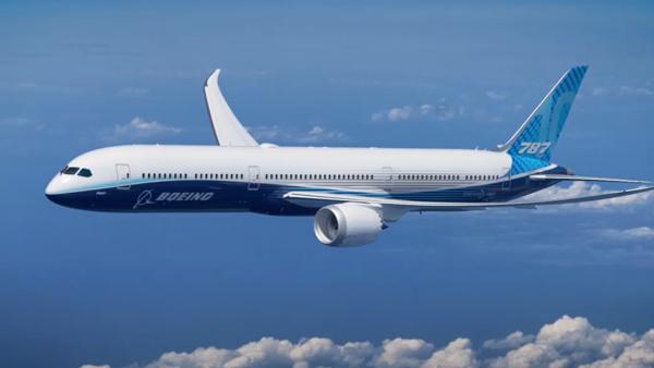 Vídeo Boeing